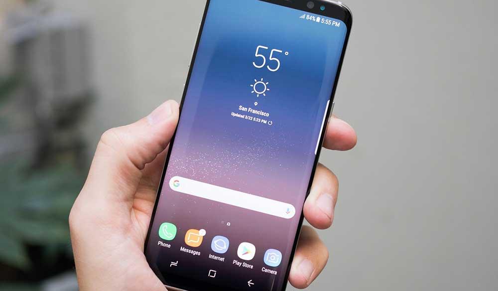 Копия Samsung Galaxy S8 в Бийске